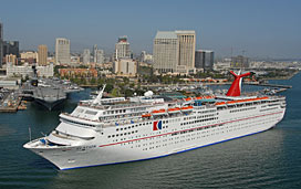 Family Reunion Vacation on the Carnival Elation
