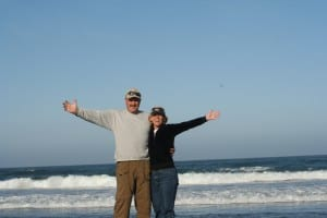 Our TravelZoo Trip in Cambria CA