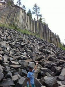 Devil's Postpile National Monument