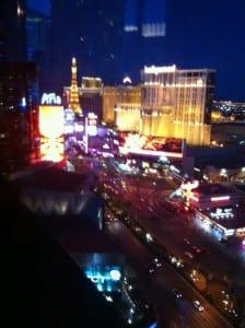 Lobby Bar on 23rd Floor of Mandarin Oriental Hotel