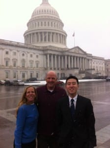 Capital Tour from Our Congressman's Office