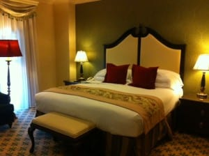 Our $98 Room for 3 Nights at the Willard InterContinental in Washington, D.C.