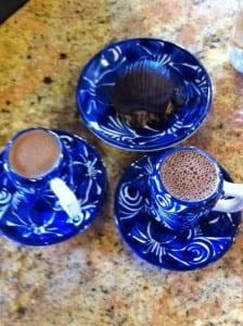 Drinking Chocolate from Kakawa