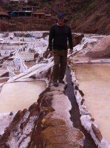 Moras Salt Harvesting