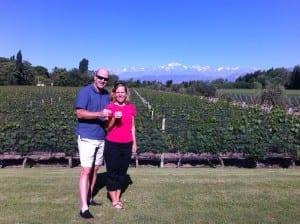 Wine Tasting at Bodega Casarena in Mendoza