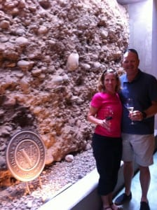 Wine Tasting at Bodega Vistalba in Mendoza