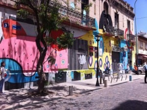 Free Walking Tour in Buenos Aires of Abasto Barrio
