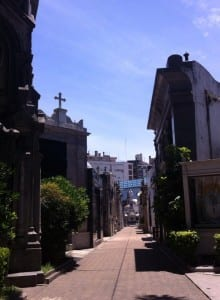 Free Recoleta Cemetery Tour