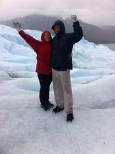 Me & Bob in Patagonia 2015