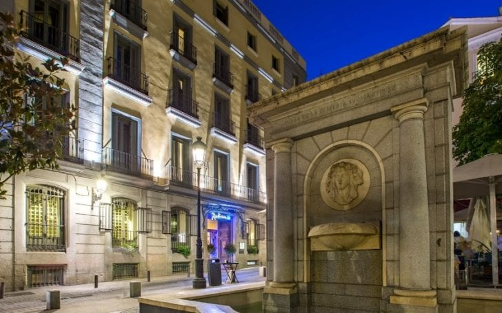 Radisson Blue Madrid with Points