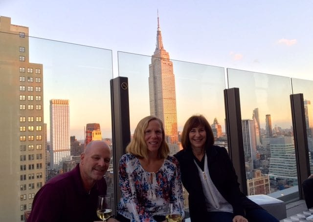 The Roof Top Bar at The Skylark